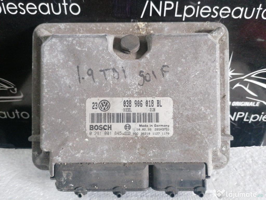 Ecu calculator motor vw bora 1.9 tdi 038906018BL