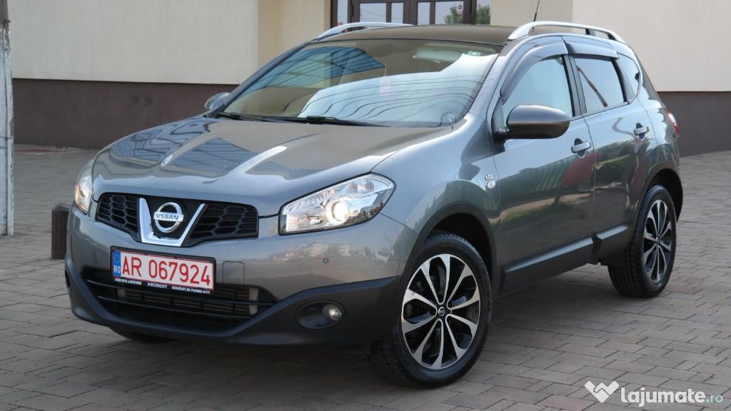 Nissan Qashqai 4x4 EURO 5 - an 2011, 2.0 Dci (Diesel)