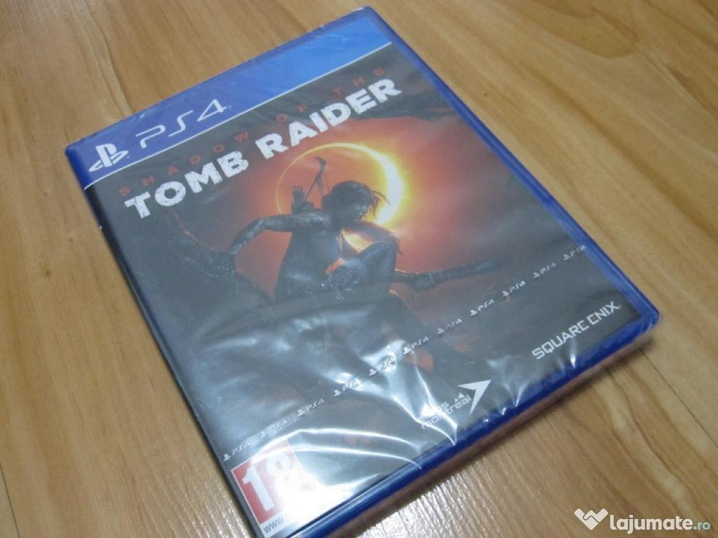 Joc Shadow of the Tomb Raider PS4 - nou,sigilat,ieftin