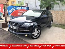 Audi q7 quattro 3,0tdi - posibilitate si in rate fixe ,egale