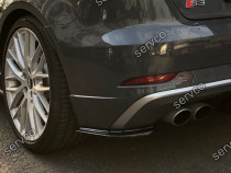 Prelungire splitter bara spate Audi S3 8V Facelift 2017- v4