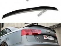 Eleron portbagaj Audi A6 C7 4G S-line Sedan 2011-2014 v1