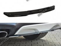 Prelungire splitter bara spate BMW X4 F26 M-Pack 14-18 v2