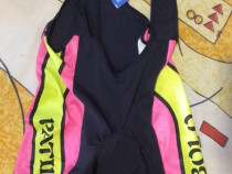 Costum ciclism/echipament Al Patibolo,Mas L,pantaloni+tricou