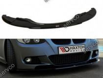 Prelungire splitter bara fata BMW Seria 3 E92 M-Pachet v2