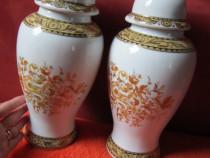 Cadou deosebit-vaza portelan colectia Ming, pictura aurita
