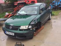 VW Passat b5 4x4 , Piele crem verde perlat