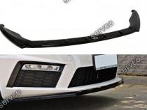 Prelungire splitter bara fata Skoda Octavia MK3 RS 2013- v9