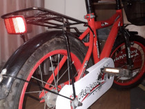 Bicicleta richbaby optimus