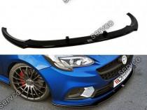 Prelungire splitter bara fata Opel Corsa E MK5 OPC VXR v7