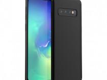 Samsung S10E S10 S10+ Husa 360 Plastic Fata Spate Folie Sili
