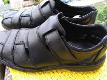 Sandale piele Comforto, marime 44 (cm)