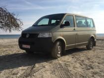 VW Transporter T5 (Caravelle) 2,5 TDI 4Motion - 8 locuri