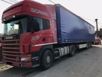 Scania cap tractor