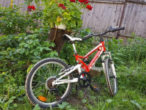 "Bicicleta mtb 20"" Cross Scorpion"
