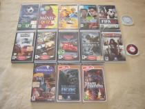 Jocuri PSP originale  diverse noi