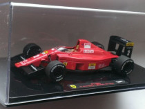 Macheta Ferrari F1-90 (Mansell) Formula 1 Brazilia 1990 1/43
