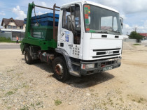 Iveco container 15t.