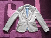 Sacou+pantaloni Zara