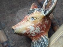 Figurina cap de caprior