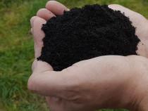 Humus de râme pt plante eco/bio 100%. Pt culturi organice