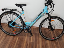Bicicletă electrică Diavelo 45km/h