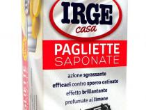 Bureti degresanti sapuniti cu parfum de lamaie Irge 10 buc