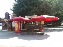 Caruta Fast Food - Afacere la cheie cu locatie fixa