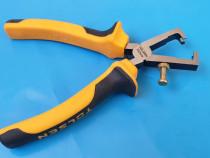 Cleste dezizolator cabluri 160mm, gripro (industrial) tolsen