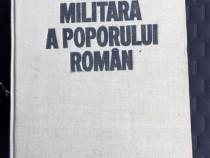 Carte volum istoria militara a poporului roman