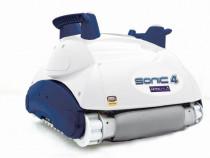 Robot/Aspirator automat piscina - Sonic 4, 2 ani Garantie!