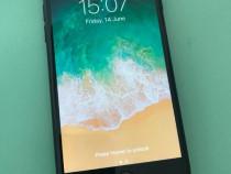 Iphone 7 negru mat,neverlock,fullbox,32 gb+ 2 huse magnetice