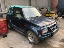 Dezmembrez Suzuki Vitara 4x4 1.6 benzina 16valve