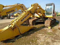 Dezmembrare excavator pe senile New Holland E265
