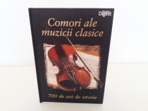 Readers Digest,Comori ale muzicii clasice,carte si 8 cd,noi!
