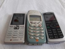 Lot trei  telefoane Vintage