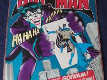 Poster metalic Batman & Joker - DC Batman - de colectie,arta