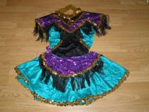 Costum carnaval serbare rochie dans balet 8-9-10 ani