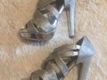 Sandale dama sclipici , 37