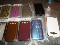 Huse silicon telefon Samsung S3 i9300 i9301 i9305