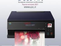 Imprimantă pentru patiserie cofetărie cu cerneală alimentară
