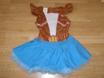 Costum carnaval serbare serifa disney 4-5-6
