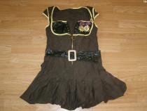 Costum carnaval serbare militar soldat pentru adulti S