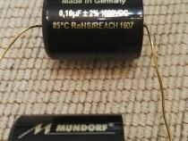 Condensator mundorf silvergold