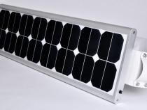Iluminat public stradal panou solar cu led 25 W