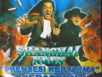 SHANGHAI NOON (Jackie Chan) - Video-CD dublate in Turca