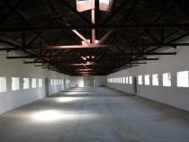 """Hala industrială, lângă depozitul """"Erna"""""""