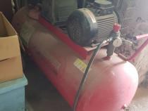 Compresor aer de 350 litri la 380 v