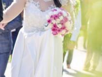Rochie de mireasă ivory