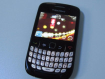 BLACKBERRY 8520 - carcasa uzata - joystick defect - smartpho